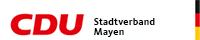CDU Stadtverband Mayen Sticky Logo