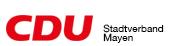 CDU Stadtverband Mayen Logo